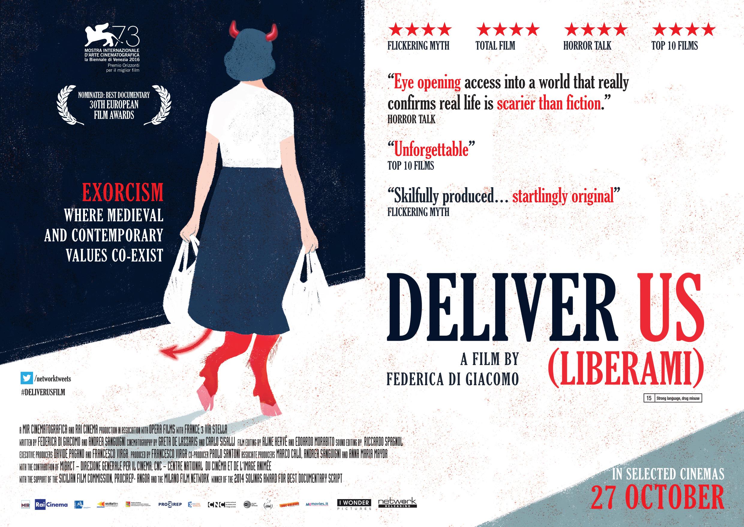 Deliver Us (Liberami) Documentary by Federica di Giacomo