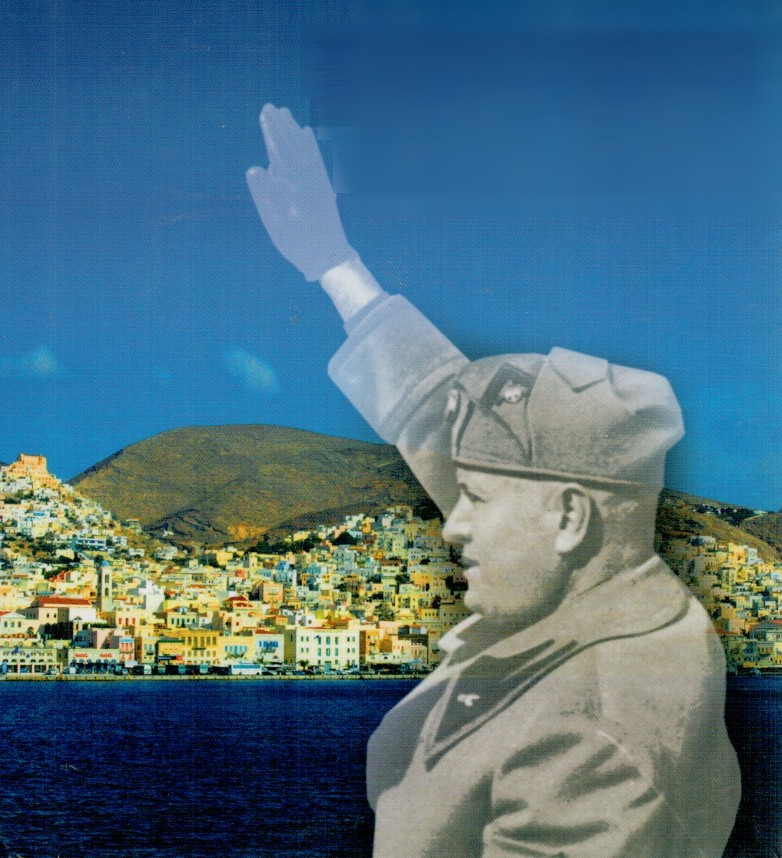Mussolini's Greek Island: The Italian occupation of Syros and the Cyclades in World War II, and how it is remembered, a talk by Dr Sheila Lecoeur
