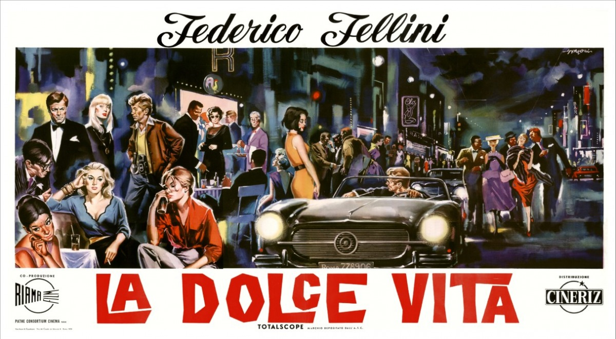 La Dolce Vita: News and Gossip, a talk by Richard Dyer