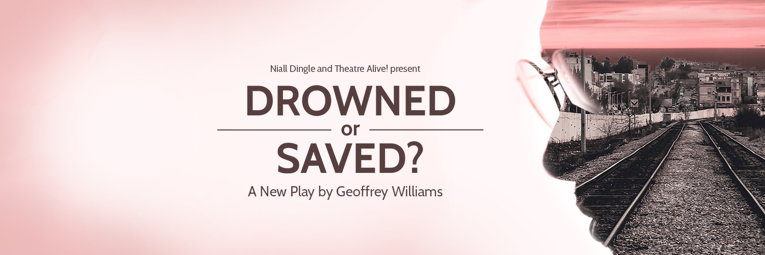 New play about Primo Levi | Drowned Or Saved?