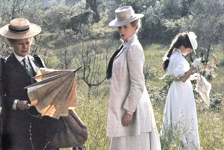 The British-Italian Society's Annual General Meeting followed by ROOMS AND VIEWS: FILMING IN FLORENCE WITH MERCHANT IVORY, a talk by Sarah Quill
