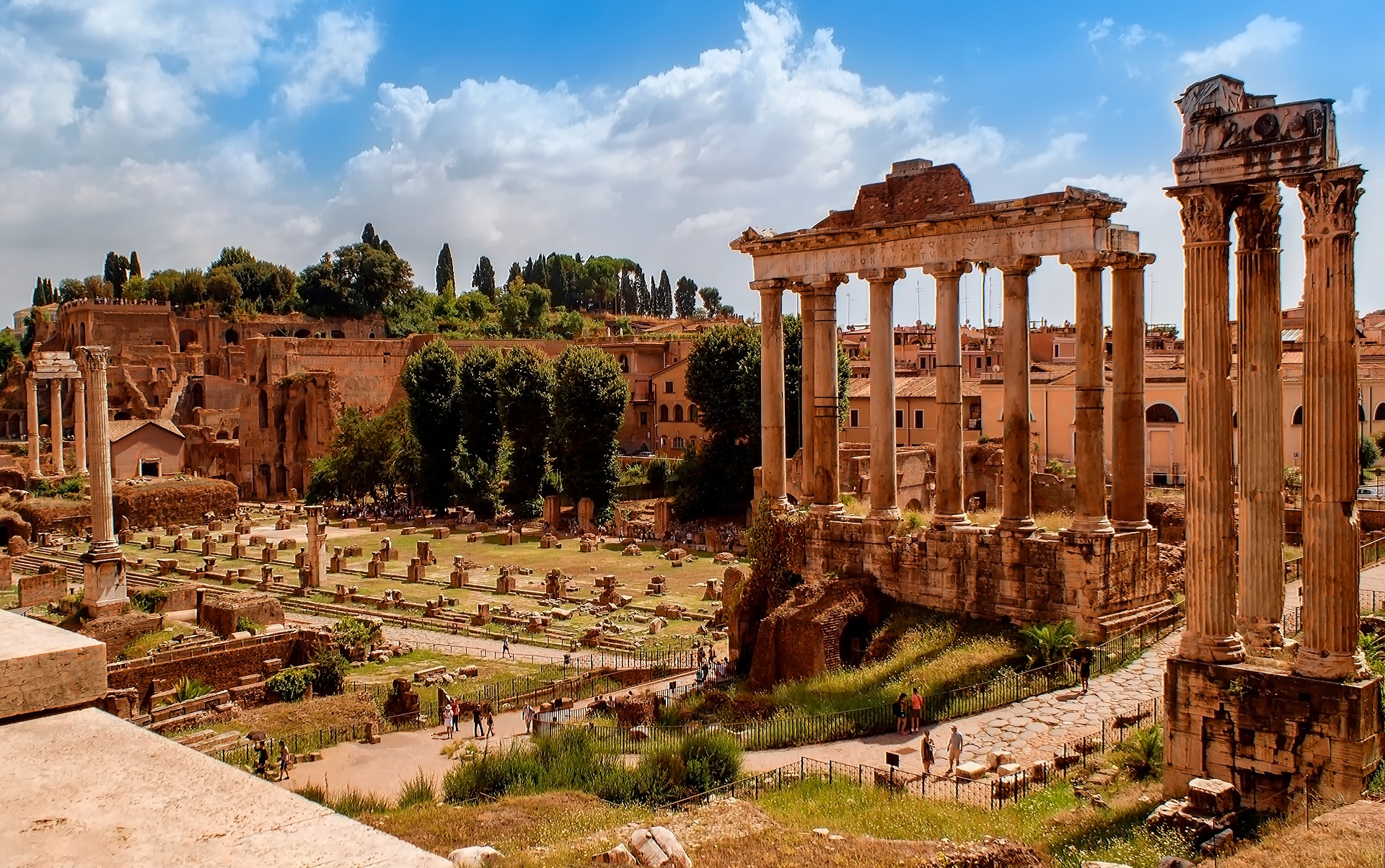 What to see this weekend: Roman Forum