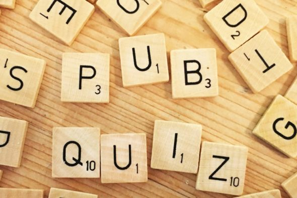 VIRTUAL PUB QUIZ NIGHT - Conducted by Justin Ellis