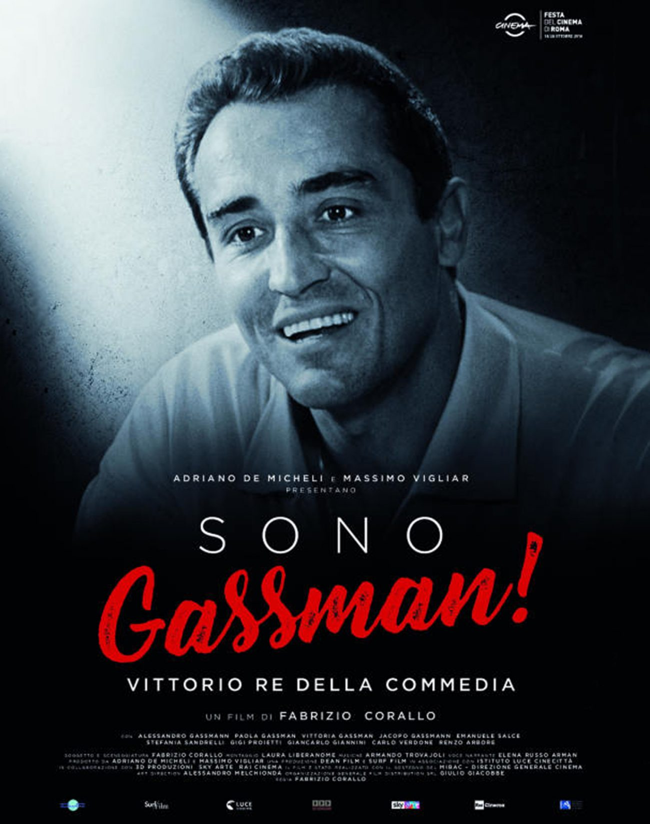 I am Gassman at Virtual Film Club - by Cinema Italia UK