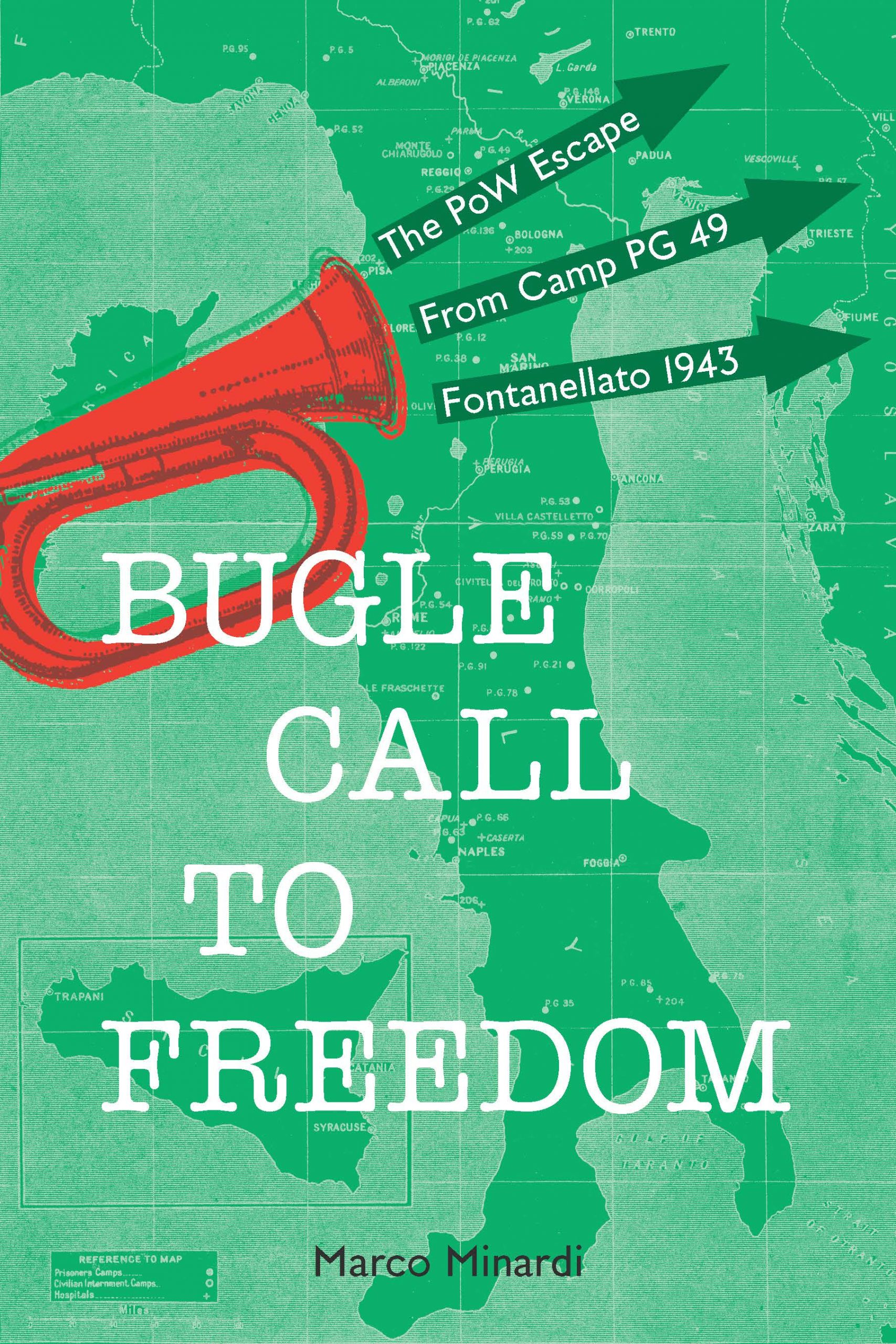 BUGLE CALL TO FREEDOM - book launch and webinar by Monte S.Martino Trust