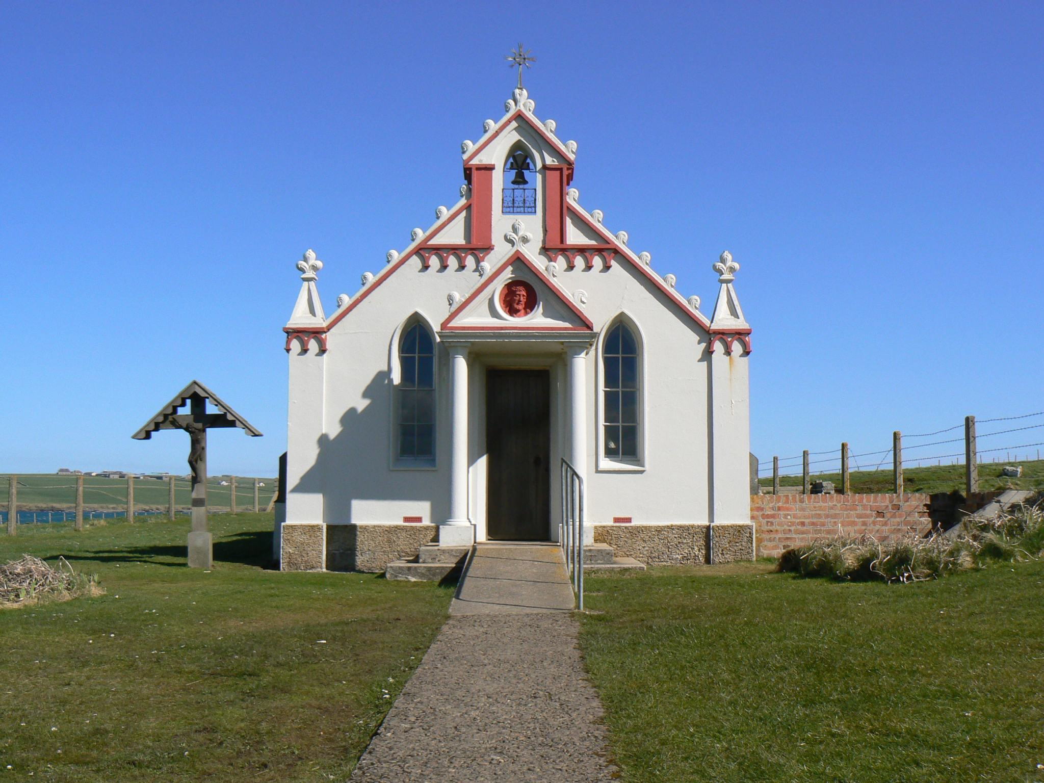 Orkney's Italian Chapel: the True Story of an Icon. An illustrated talk with author Philip Paris