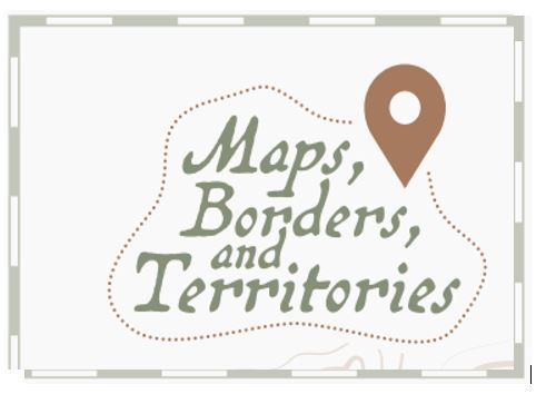 Maps, Borders, Territories A webinar series co-organised by ICI Dublin, ICI London and ICI Edinburgh