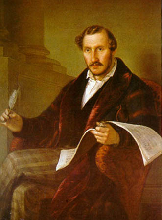 Gaetano Donizetti: Triumph and Tragedy in the World of Bel Canto Opera, a talk by Jonathan Keates